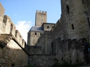 Palais comtal côté Aude