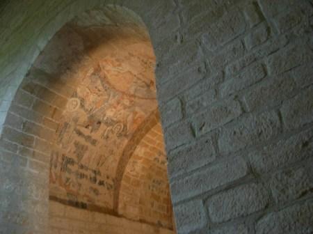 Fresques romanes