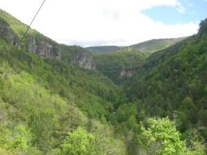 Canyon du Trévezel