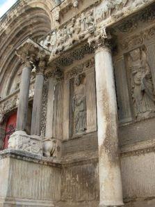 Détail dans la tradition romaine