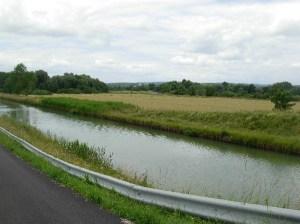 Canal de l'Est à Bazeilles