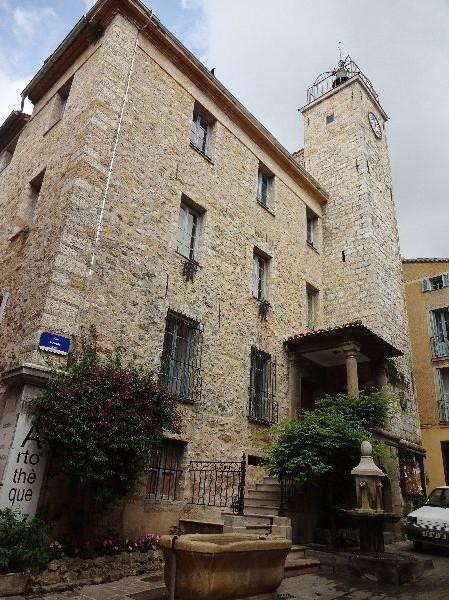 Hôtel de ville de Valbonne