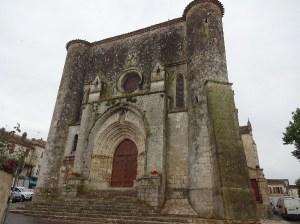 Eglise de Mézin